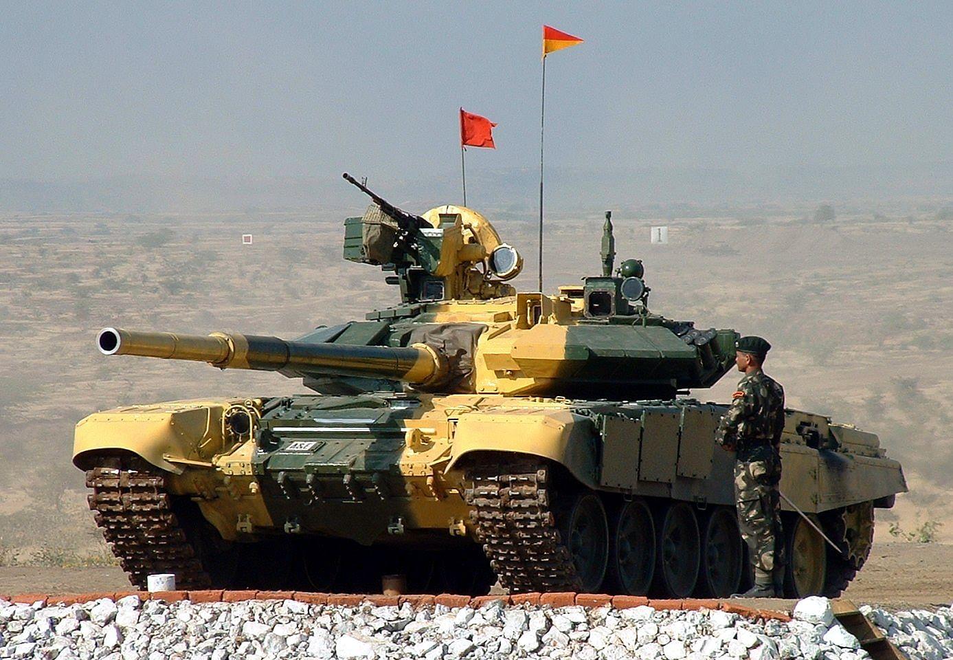टी-90 भीष्म टैंक