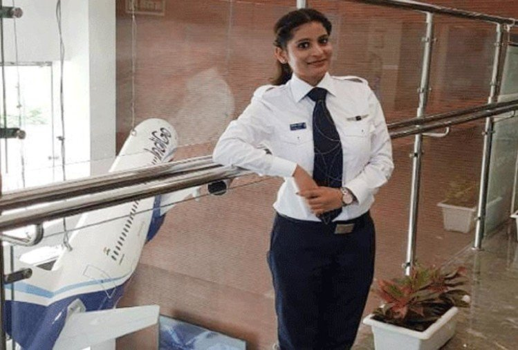 daughter of farmer became pilot, her dreams got wings