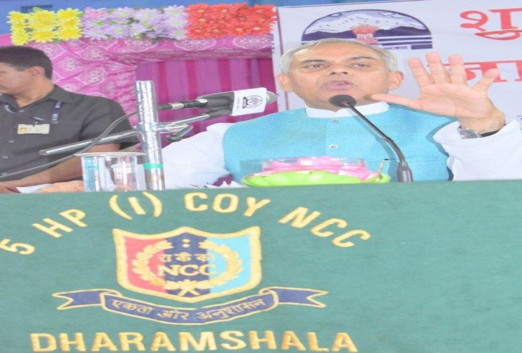 himachal governor acharya devvrat statement at dharamshala