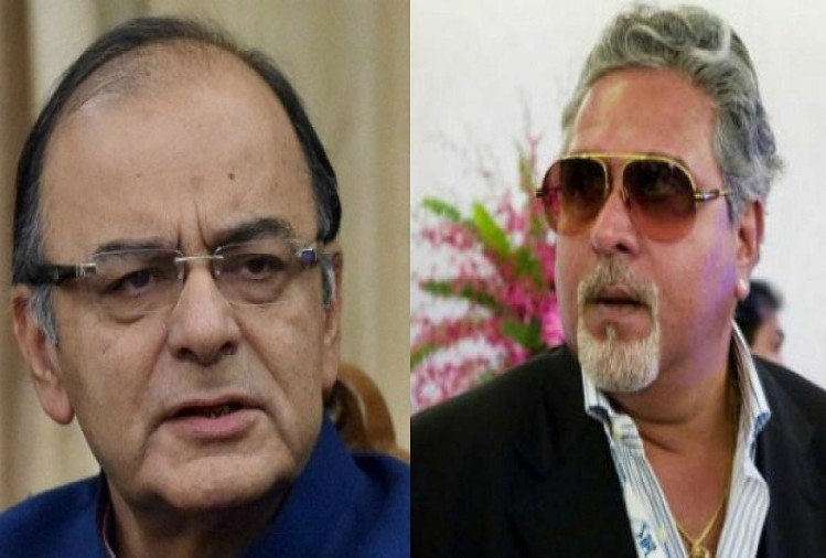vijay mallya says Before leaving country, finance minister had met