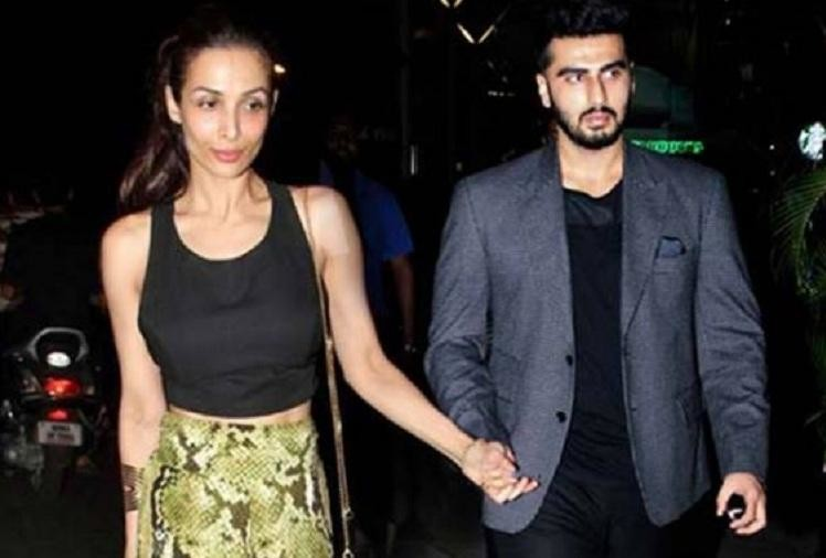 Malaika Arora and arjun