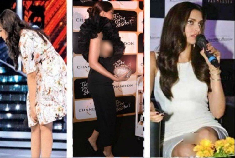 Bollywood Actresses Who Suffered Embarrassing Wardrobe