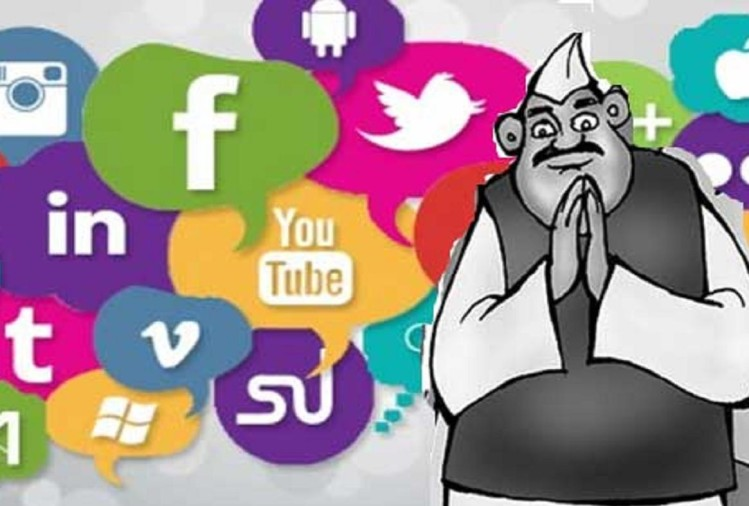 'Digital' battle will split on social media in 2019 Lok Sabha elections
