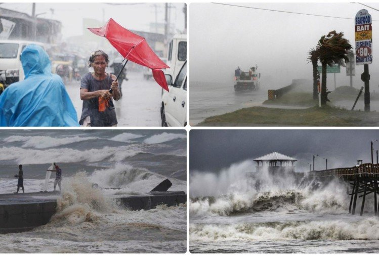Two big cyclones in these countries, killing several people
