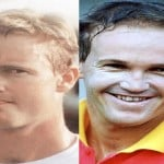 Grant Flower and Andy Flower