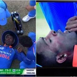 VIDEO: हार्दिक पांड्या एशिया कप से बाहर, पाक के खिलाफ मैच में हुआ था दर्दनाक हादसा