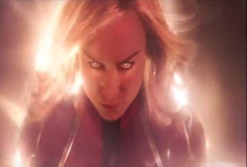 Captain Marvel film of Marvel Studios trailer has been released