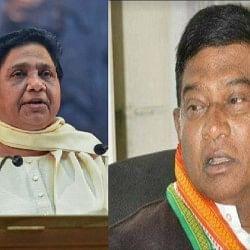 माया ने जोगी की 'जनता' के साथ किया गठबंधन, कांग्रेस बोली- भाजपा के इशारे पर हुई 'डील'