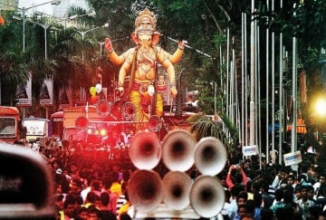 ban will remain on DJ during Ganpati Visarjan and Navratri