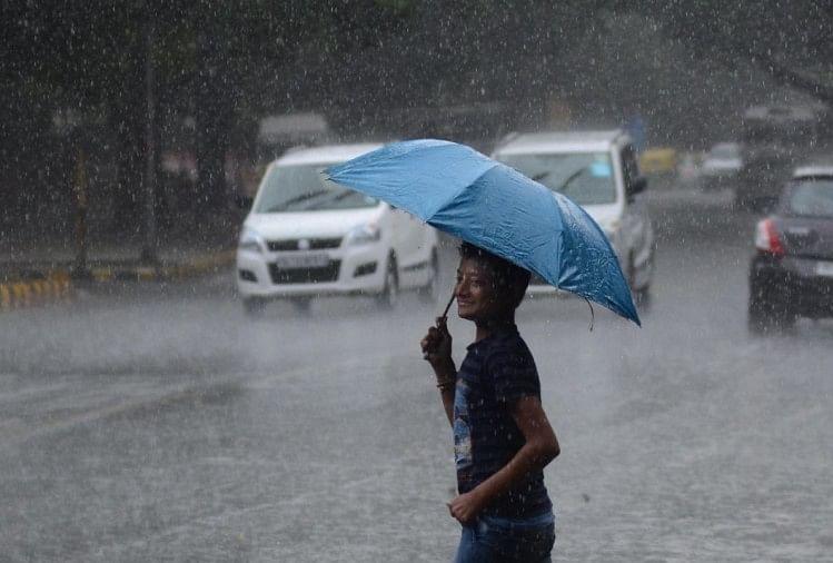 Delhi Rain After Weather Change - दिल्ली-एनसीआर