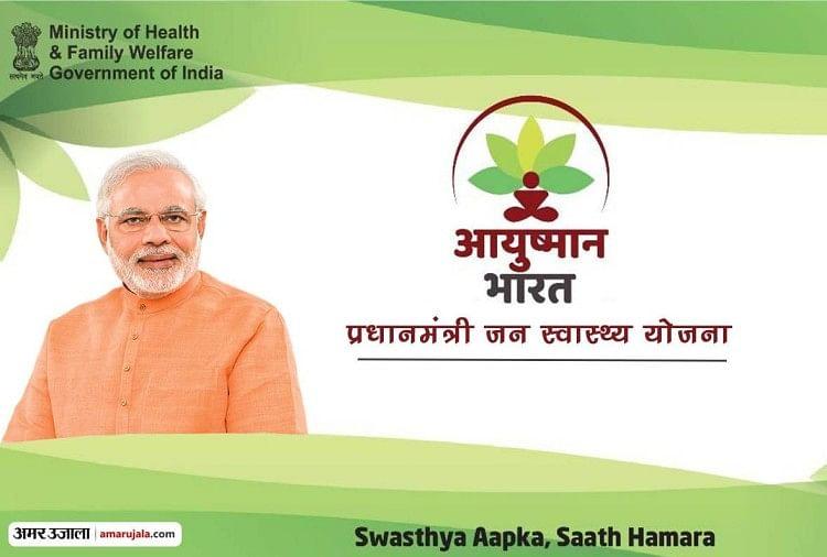 Know All Points About Ayushman Bharat Scheme - इतनी बड़ी जनसंख्या को सरकार  कैसे देगी मुफ्त इलाज, जानिए आयुष्मान भारत योजना - Amar Ujala Hindi News Live