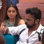 Srishty Rode in bigg boss