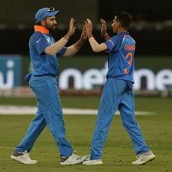 AUS v IND Live: चहल की फिरकी में उलझे कंगारू बल्लेबाज, आधी टीम लौटी पवेलियन