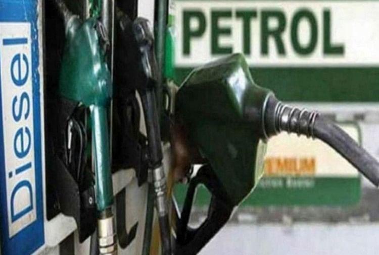 Petrol Diesel Price : पंजाब में पेट्रोल 91.54 रुपये और डीजल 82.60 रुपयेप्रति लीटर