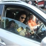 Huma Qureshi spotted in Delhi