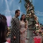 isha ambani engagement party