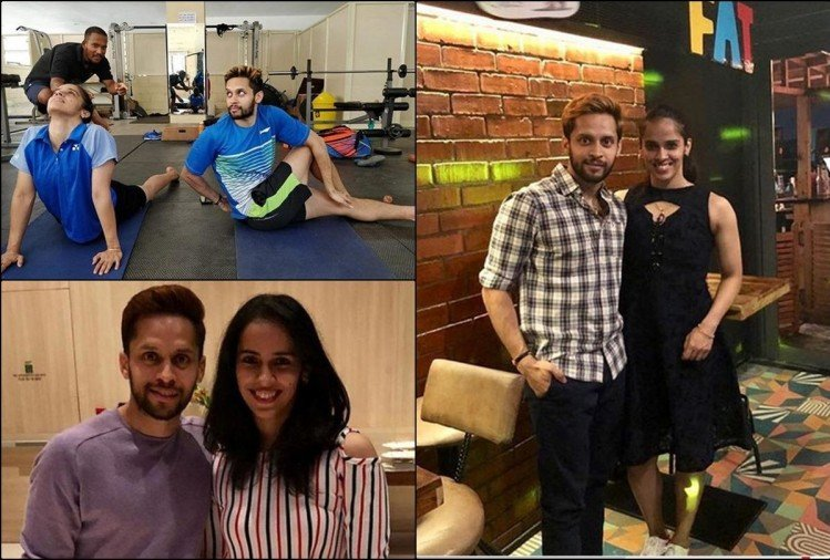 Badminton star Saina Nehwal to tie the knot in december with P kashyap