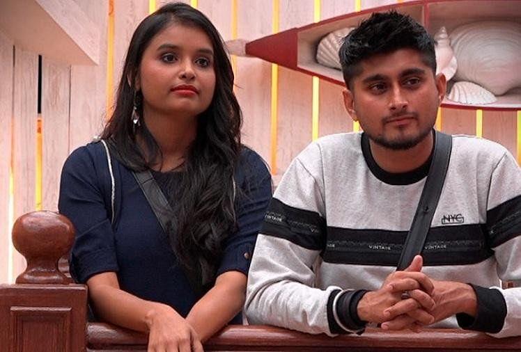 deepak and urvashi in bigg boss 12