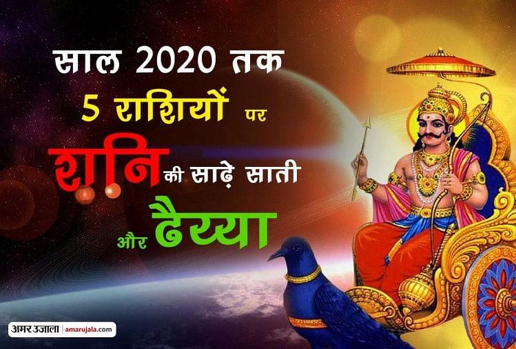 Shani Sade Sati And Dhaiya In 2019 Know Shani Sade Sati