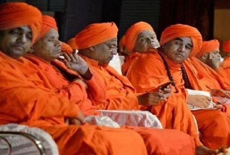 Image result for संत समाज ने केद्रगवर्नमेंटसे की अपील राम मंदिर निर्माण के लिए बनाए कानून