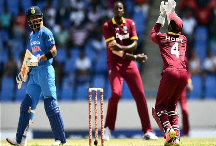 Image result for भारत-वेस्टइंडीज के बीच दूसरा वनडे आज..