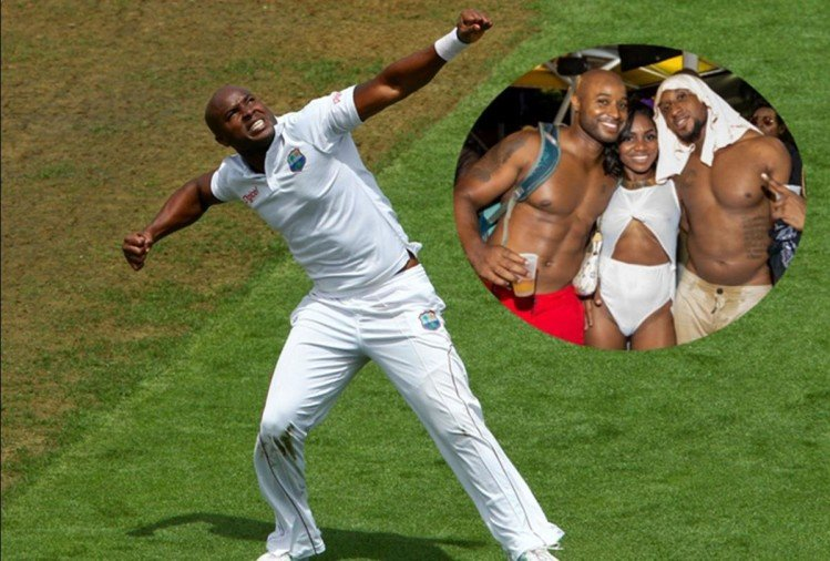 Tino Best who have slept with around 500 to 650 women, replied harbhajan singh in his own way