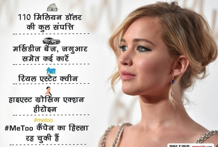 #MeToo : Know about real estate queen Jennifer Lawrence