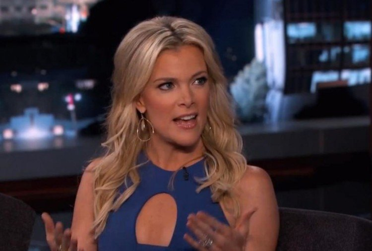 Richest journalist Megyn Marie Kelly is against Donald Trump