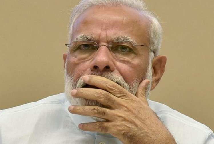 PM Modi silence says Everything without saying anything on martyrdom at pulwama