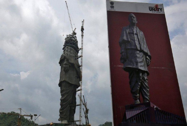 know all about tallest sardar patel statue in the world