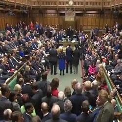 ब्रिटिश संसद में भी #MeToo, यौन उत्पीड़न को सहना और छिपाना आम बात: रिपोर्ट