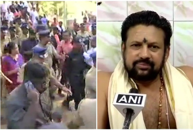 Sabarimala: In Many Places Section 144 Is Applied, Main