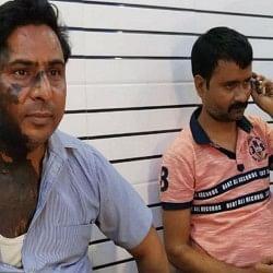 छेड़छाड़ के विरोध पर नामचीन शायर हाशिम फिरोजाबादी से मारपीट, तेजाब से जलाया चेहरा