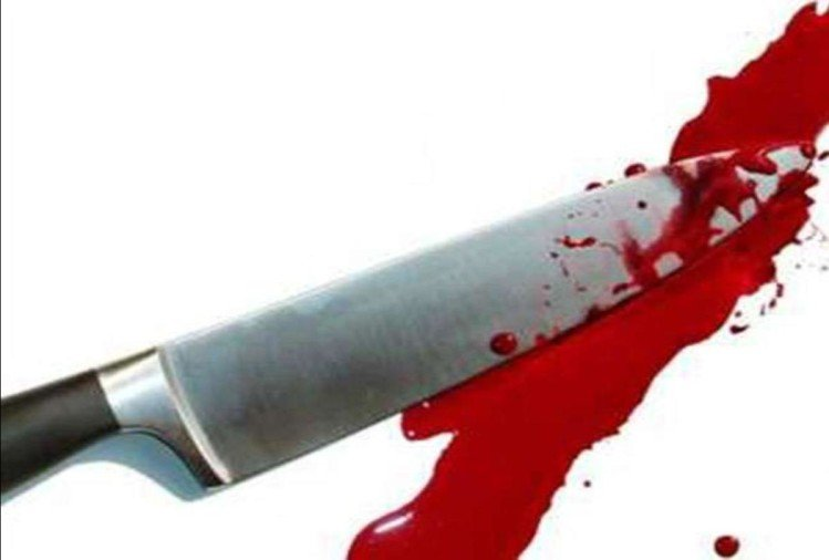 knife attack on a man in Gorakhpur