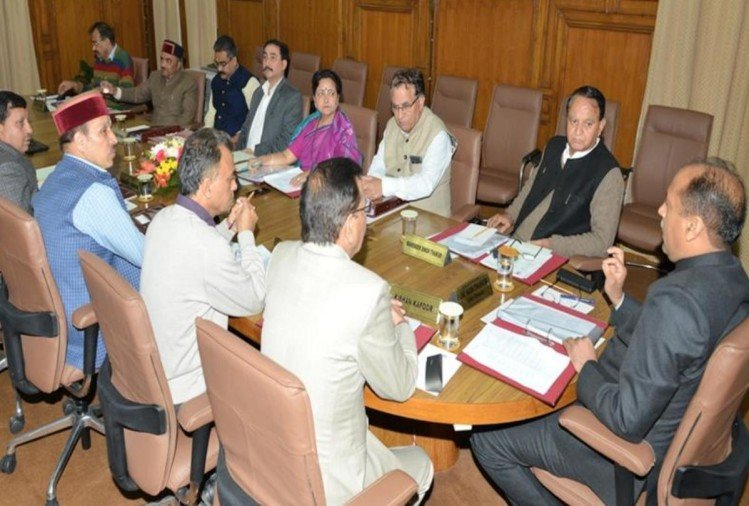 hp cabinet decisions govt will fill up 2450 posts of teacher and other categories