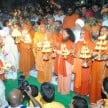 Mahamandaleshwar of Juna Akhara says Sant Samaj will not tolerate fuss