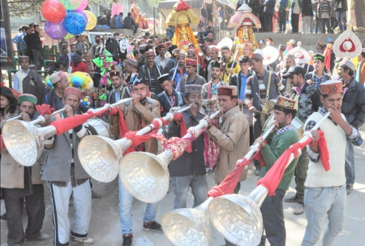2000 Instrumentalist will play dev tunes in International Kullu Dussehra festival