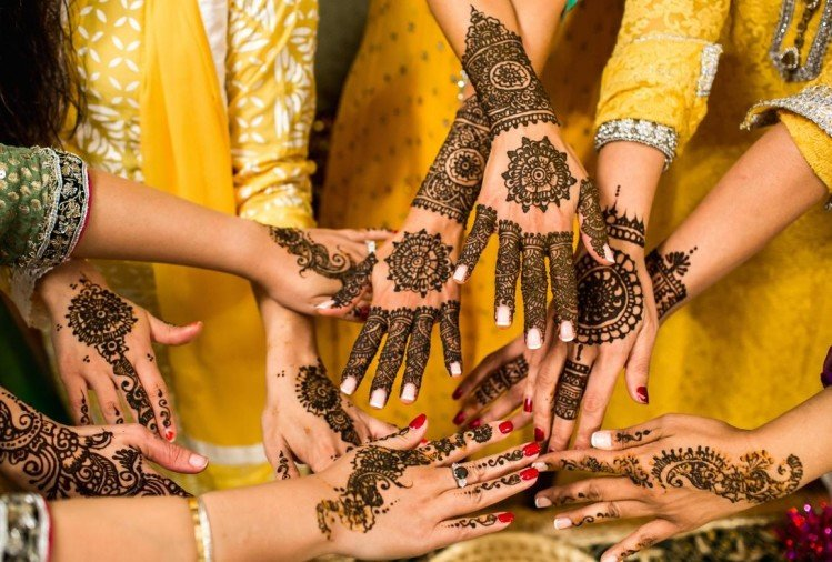 Karwa Chauth Mehndi Design: Best tips of dark Mehndi Design in easy way Karva Chauth