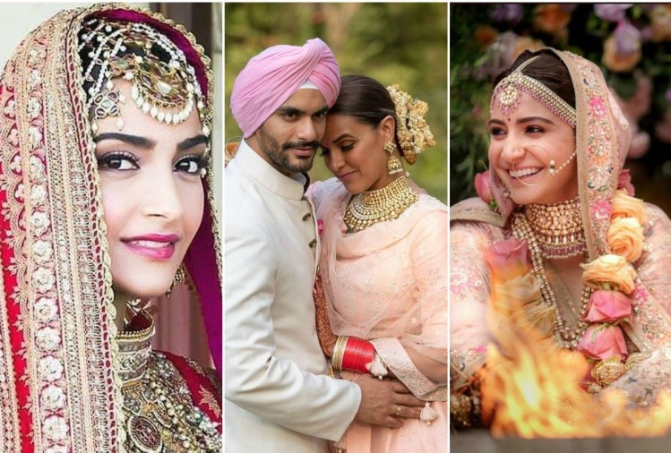 These 5 actresses celebrate First karwa chauth in 2018
