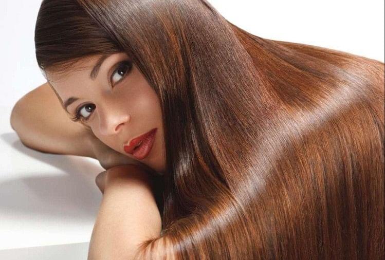 Image result for खूबसूरत और शाइनी बाल