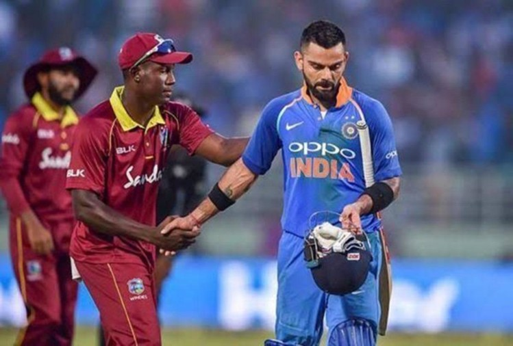 Image result for भारत-वेस्टइंडीज मैच