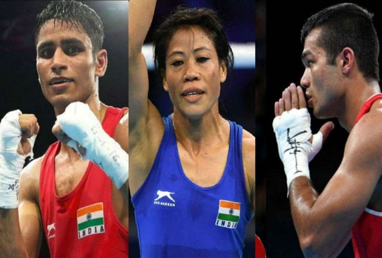 indian open boxing ,indian boxing open ,mary ,kavinder singh bisht,इंडियन ओपन,भारती,पदक पक्का,मेरी कॉम,निकहत,सेमीफाइनल