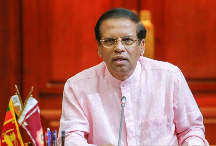 Sri Lanka Crisis : Shock for President Sirisena, one vice minister resigned