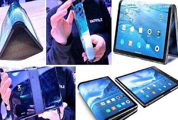 FlexPai: World's first flexible smartphone