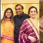 Isha Ambani wedding card
