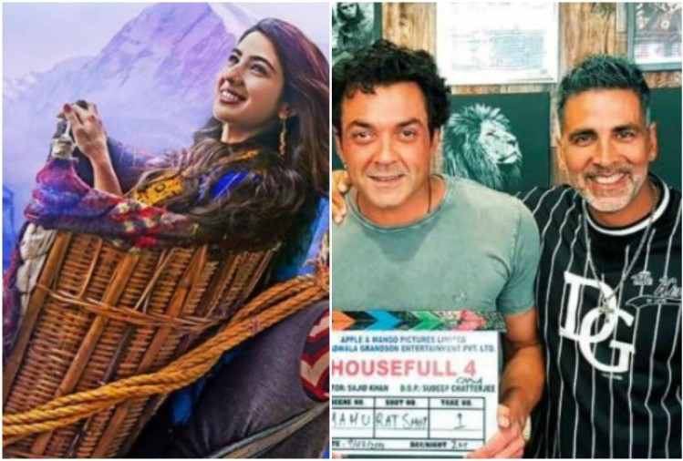 Kedarnath and Housefull 4