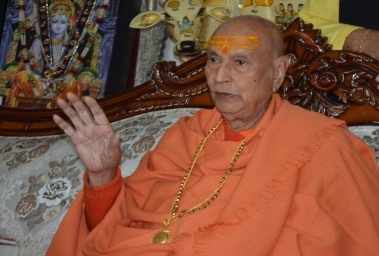 Ram Mandir Decision: padma bhushan Swami Satyamitranand important Role for ram mandir movement