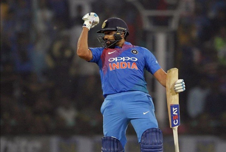 rohit sharma 100
