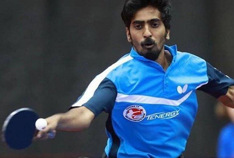 Sathiyan gnanasekaran ,ittf world championships ,manika batra,विश्व चैंपियनशिप,साथियान,मनिका,भारतीय