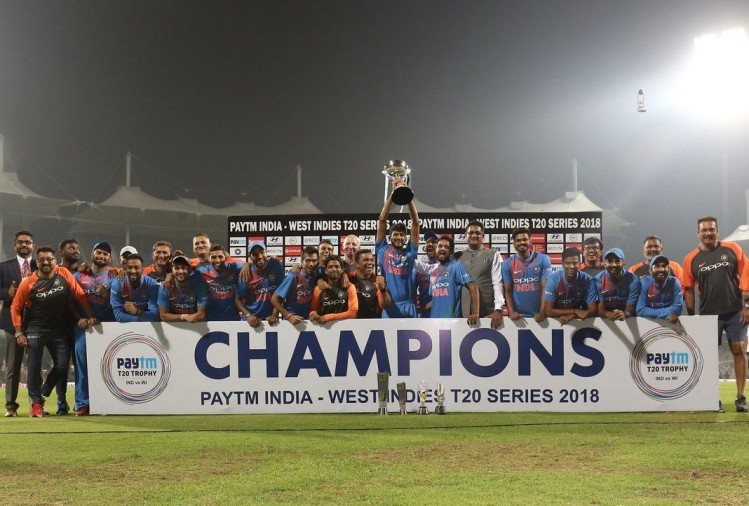 India Vs West Indies T20 Final Match